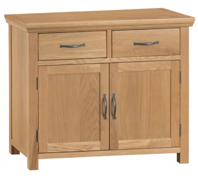 Calbeck Oak 2 Door Sideboard