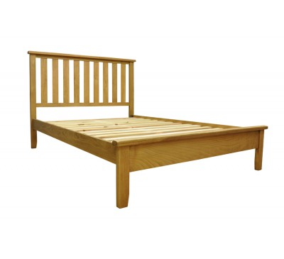 Cambridge Oak Bedroom 4ft Bed