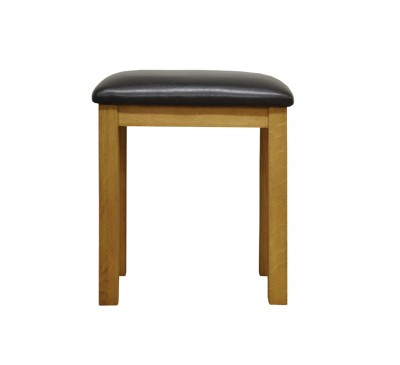 Cambridge Oak Bedroom Stool