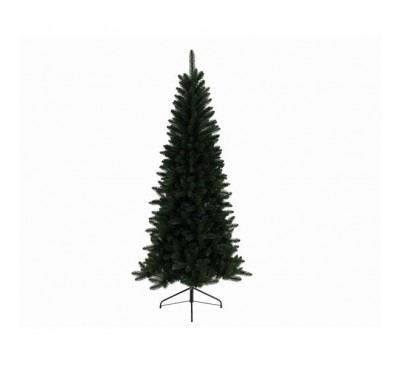 Baytree Slim Pine Artificial Christmas Tree 210cm