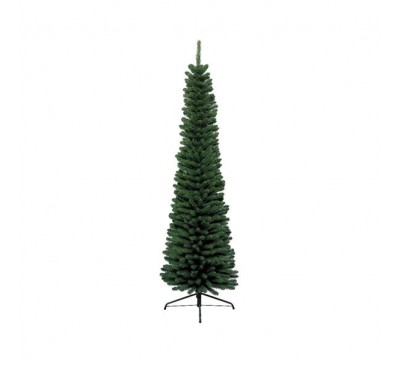 Pencil pine Artificial Christmas Tree 210cm