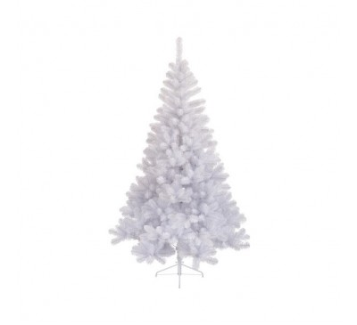 Imperial Pine White Artificial Christmas Tree 210cm