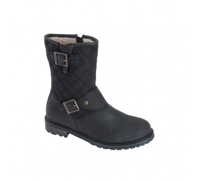 Barbour Gixer Boots Black