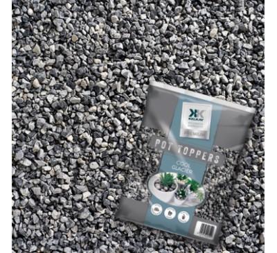 Pot Toppers Cool Glacier Handy 25kg Bag