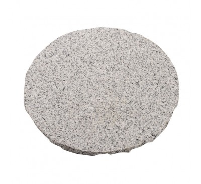 Natural Granite Stepping Stone Light Grey 300mm