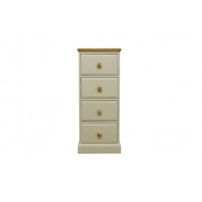 Buttermere 4 Drawer Narrow Chest