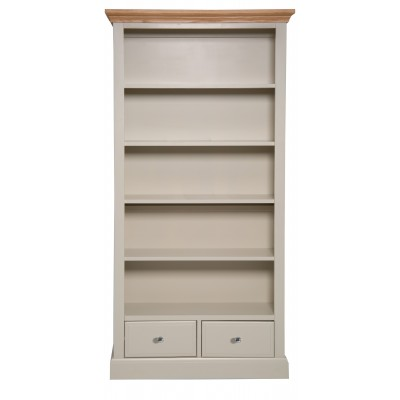 Buttermere Tall Wide Bookcase