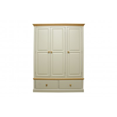 Buttermere 3 Door 2 Drawer Wardrobe