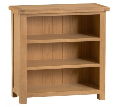 Hawkshead Country Oak Small Bookcase