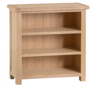 Hawkshead Lime Wash Oak Small Bookcase