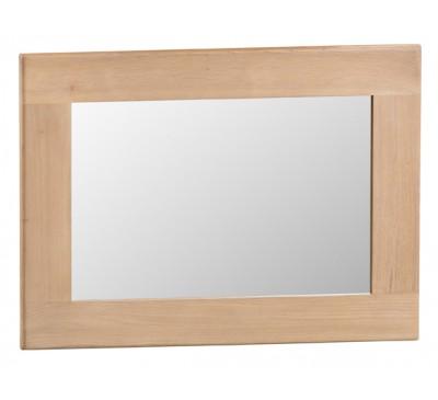 Hawkshead Lime Wash Oak Small Wall Mirror