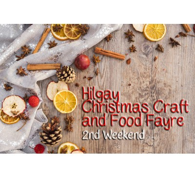 Baytree of Hilgay Christmas Craft & Food Fayre Booking Extra Dates