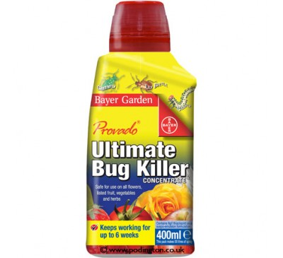 Provado Ultimate Bug Killer Concentrate 2 - 400ml