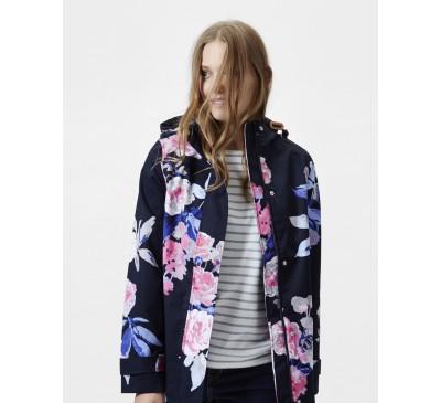 Joules Coast Print Waterproof Jacket