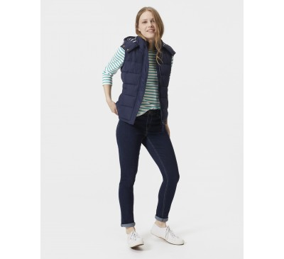 Joules Wavely French Navy Padded Gilet