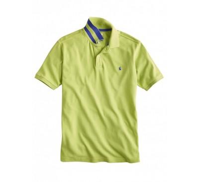 Woody Classic Meadow Green Polo Shirt