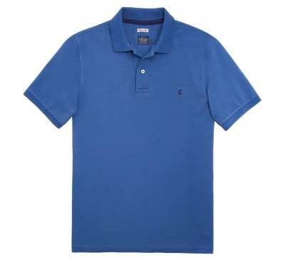 Woody Classic Bright Blue Polo Shirt