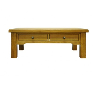 Keswick Large 4 Drawer Coffee Table