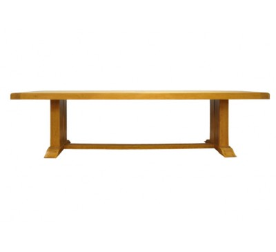Keswick Refactory Table 3M