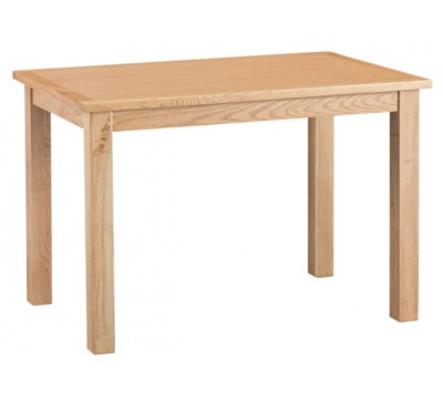 Calbeck Light Oak Large Fixed Table 115x75x78cm
