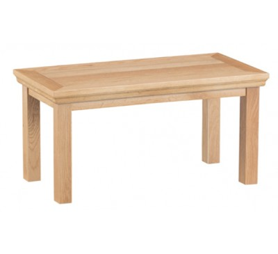 Calbeck Light Oak Small Coffee Table 80x40x40cm