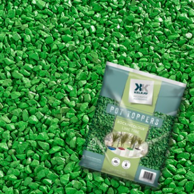 Pot Toppers Lime Time Handy 5kg Bag