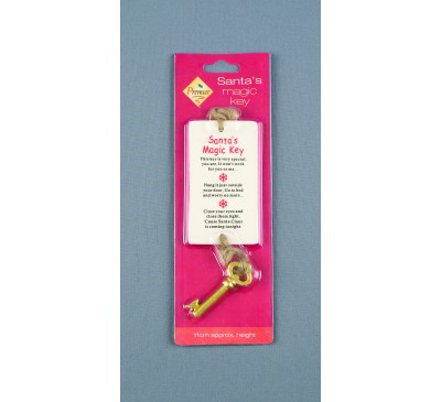 11cm Santas Magic Key