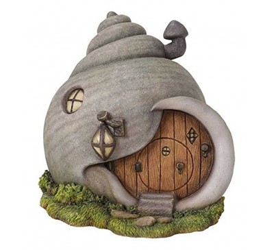 Charcoal Shell House