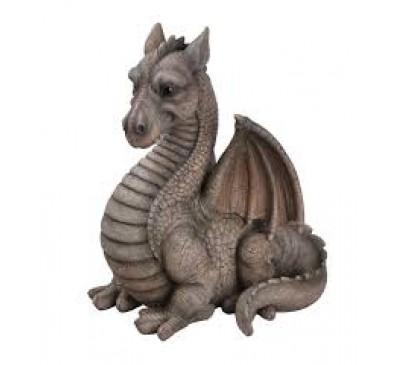 Grey Winged Dragon
