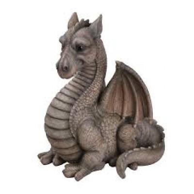 Grey Winged Dragon