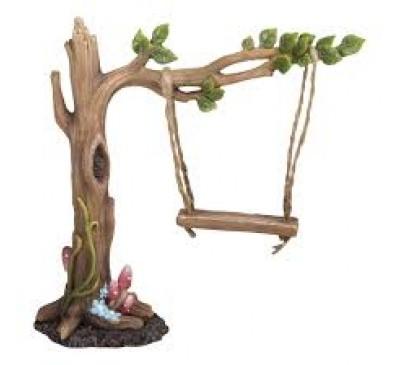 Leaf Tree Swing