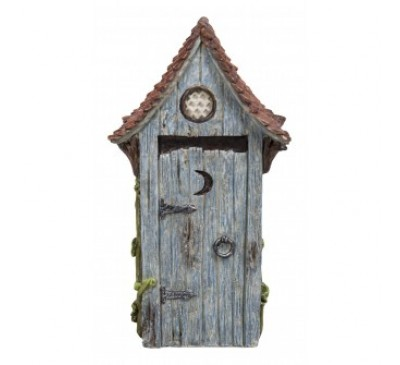 Outhouse Blue