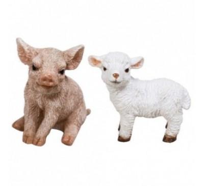 Pig & Lamb
