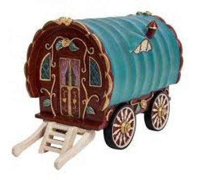 Red Gypsy Caravan