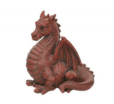 Red Winged Dragon