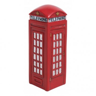 Traditional Telephone Box