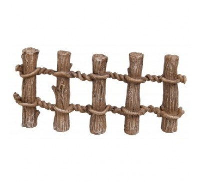 Wooden Post Fence