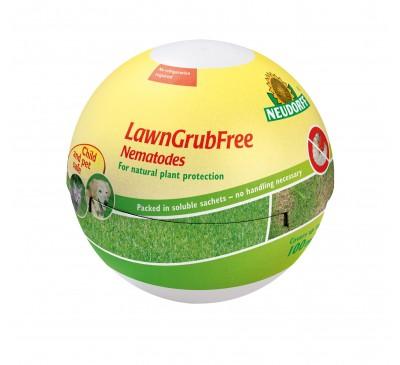 Lawn Grub Free - Nematodes