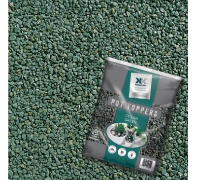 Pot Toppers Ocean Green Handy 5kg Bag