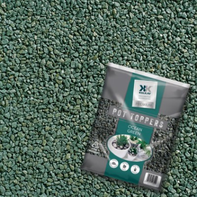 Pot Toppers Ocean Green Handy 5kg Bag