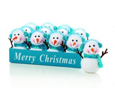 12cm Peppermint Mini Snowman