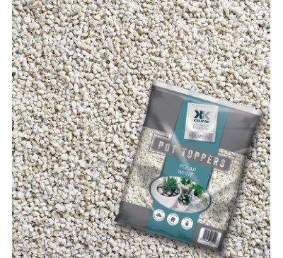 Pot Toppers Polar White Handy 5kg Bag