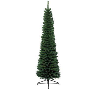 Pencil Pine Artificial Christmas Tree