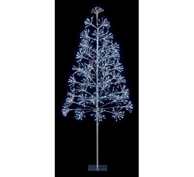 2.1M 816 White Light LED Tree