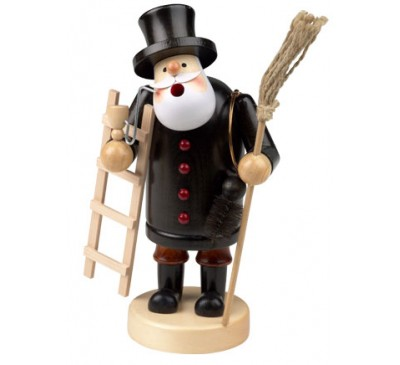 Insence Smoking man approx. 14 cm - Chimeny Sweep