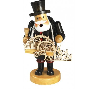 Insence Smoking man approx. 14 cm - Arch Seller