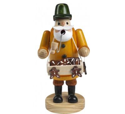 Insence Smoking man approx. 14 cm - Gingerbread Seller