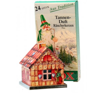 Insence Smoking House approx. 5.5 cm -