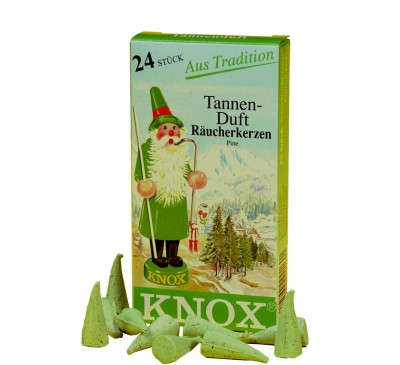 Smoking Insence Cones 24 Pack Pine scented
