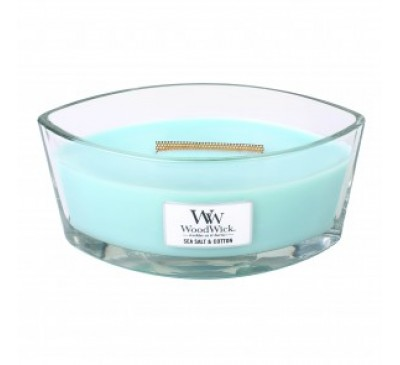 WW Sea Salt & Cotton Hearthwick Candle